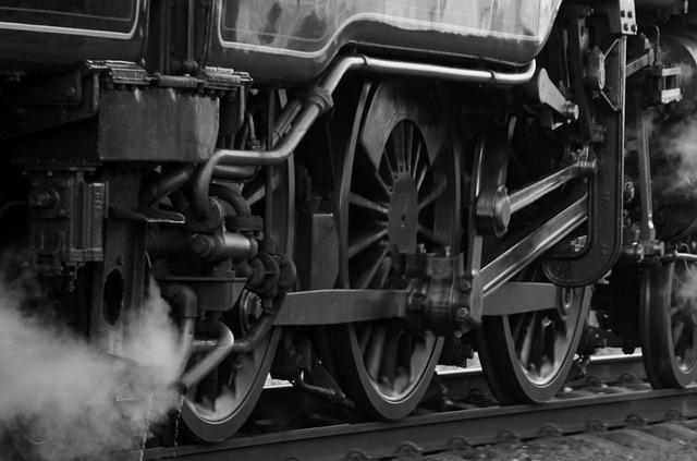 Train, Locomotive, Steam, Power, Railway, Transport