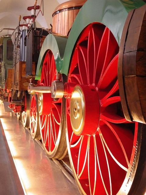 Railway, Train, Locomotive, Steam Locomotive, Zugfahrt