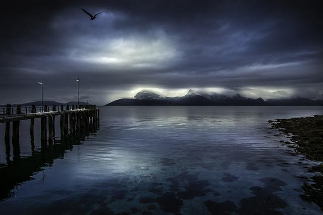 Lofoten, Lofoten Fishing Village, Wilderness, Nordland