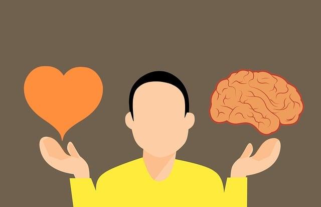Decision, Brain, Heart, Mind, Difficult, Vs, Logic