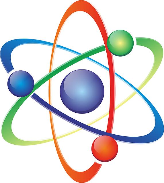Atom, Logo, Science