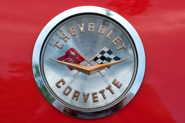 Chevrolet Corvette, Corvette, Logo