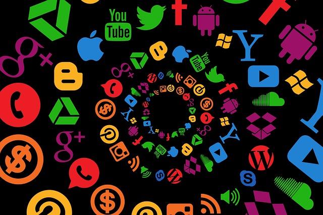 Icon, Networks, Internet, Social, Social Network, Logo
