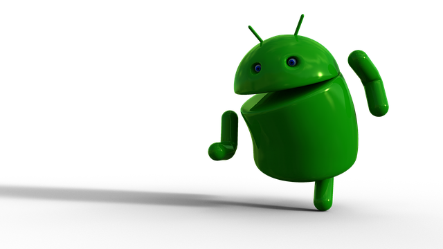 Android, Bot, Minibot, Scifi, Funny, Tech, Logo