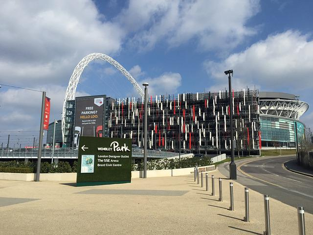 Wembley, Arena, London