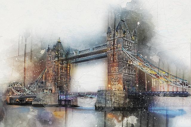 London, Tower, Bridge, Westminster, Thames, River