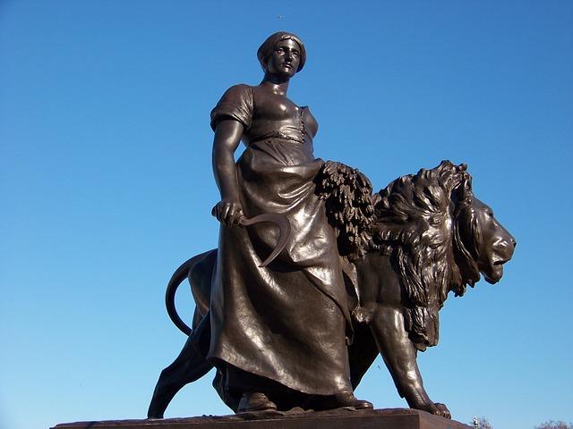 Monument, Buckingham, London, England