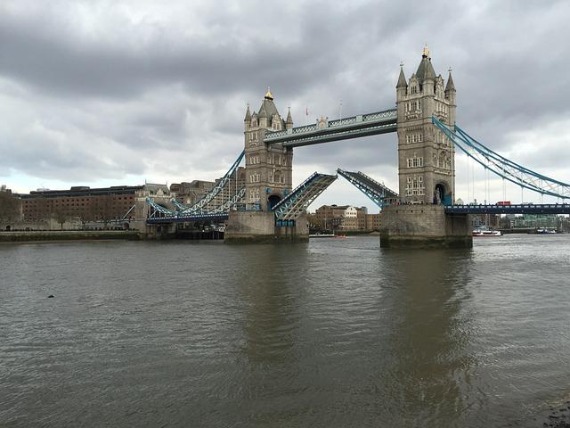 London, London Bridge, Bridge, England, City, Capital