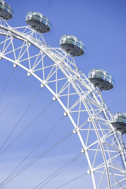 London Eye, London, Joust, Holiday, Ferris Wheel