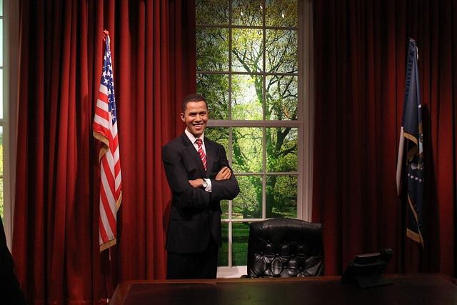 Barack, Obama, Wax Museum, London