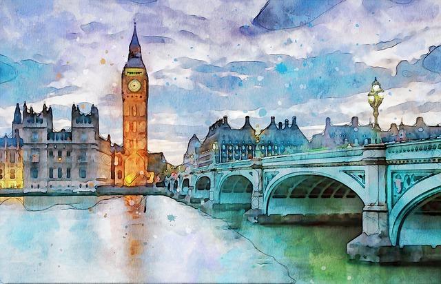 London, Building, Architecture, River, Thames, City