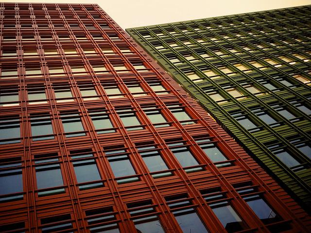 Building, Office, London, Business, Urban, Architecture