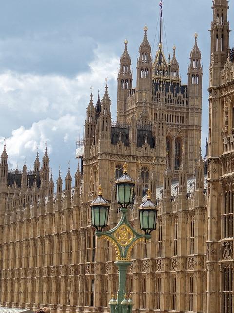 Westminster, London, Parliament, England, Big Ben
