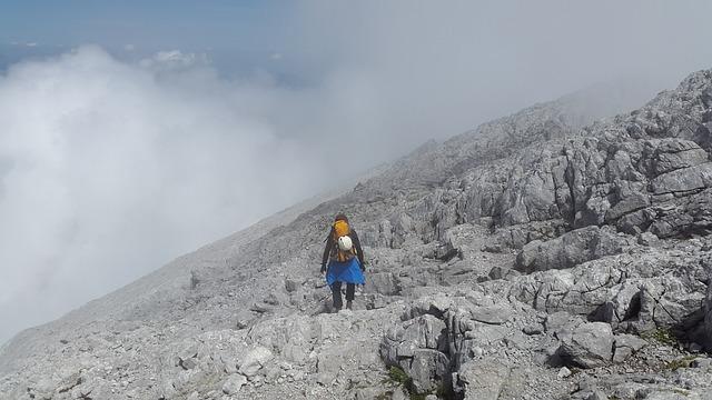 Watzmann, Mountaineering, Loneliness, Climb, Hiking