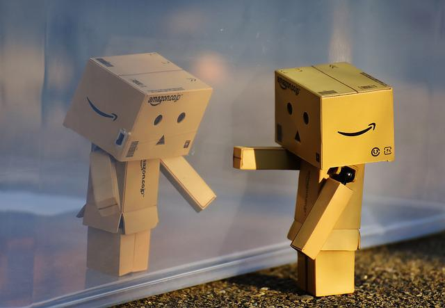 Danbo, Figure, Separated, Miss, Disc, Sad, Longing