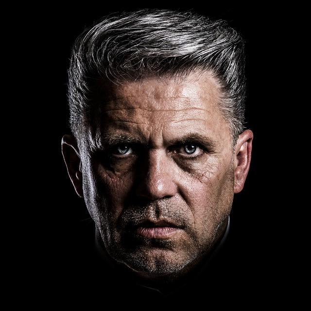 Man, Face, Human, Portrait, Look, Men, Person, Ernst