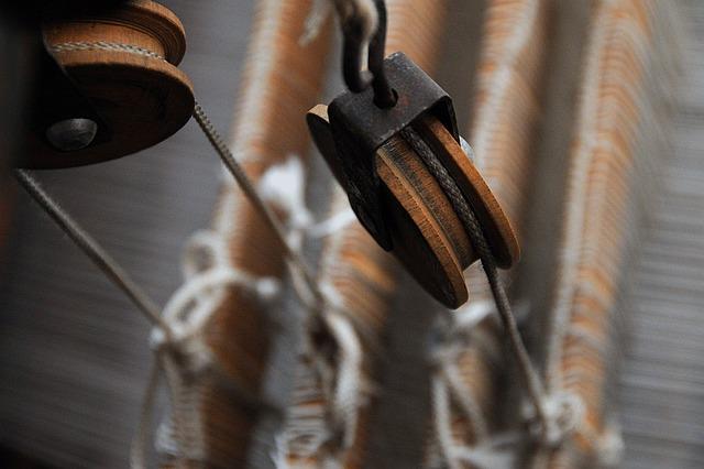 Sárközi, Folk Art, Old, Arts And Crafts, Loom, Textile