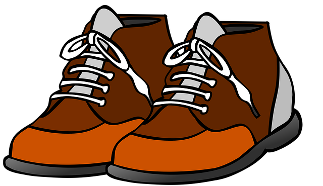 Shoes, Clip Art, Loop, Graphic, Fashion, Set, Animated