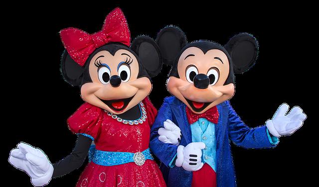 Mickey Mouse, Daisy, Walt Disney, Duck, Loop, Figure