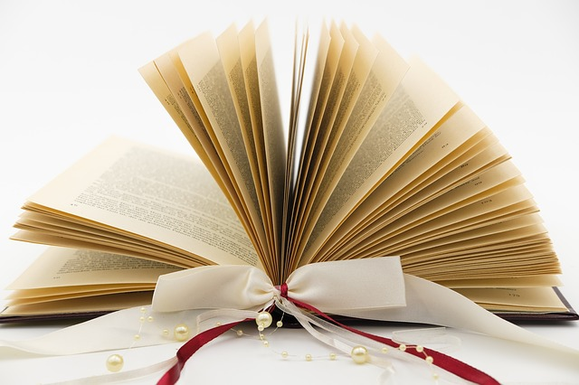 Loop, Gift, Book, Leaves, Pages, Book Pages, Paper