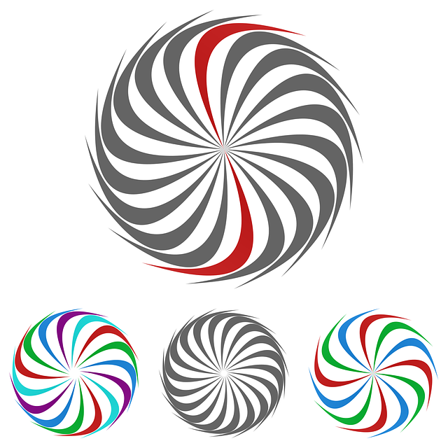 Swirl, Logo, Vector, Icon, Spinning, Twist, Whirl, Loop