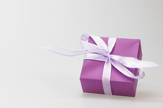 Gift, Made, Surprise, Loop, Christmas, Festival