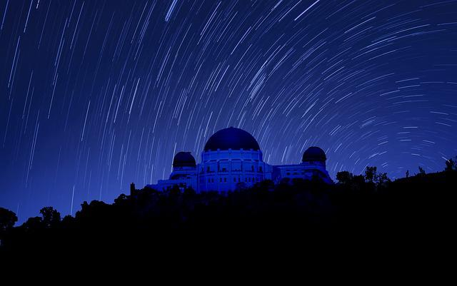 Griffith Observatory, Night Photography, Los Angeles