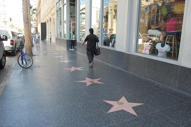 Los Angeles, Hollywood, Street
