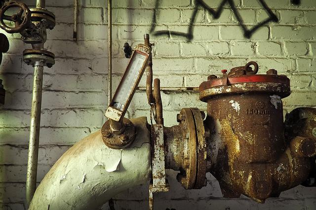 Lost Places, Factory, Old, Abandoned