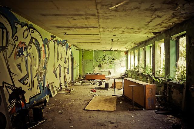 Lost Places, Pforphoto, Leave, Decay, Old, Building