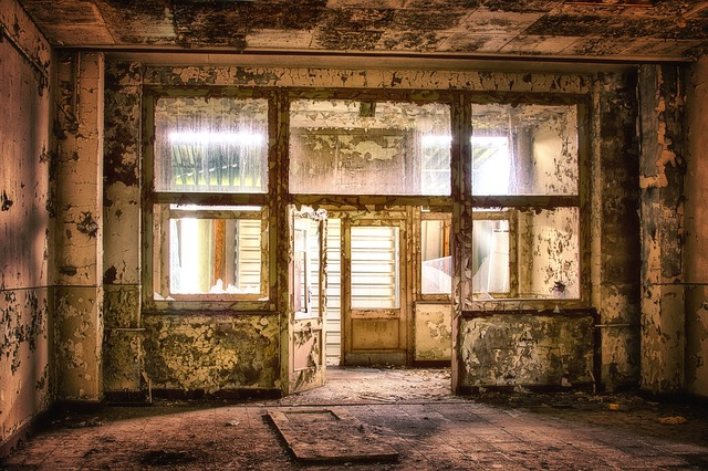 Lost Places, Pforphoto, Building, Space, Room, Old
