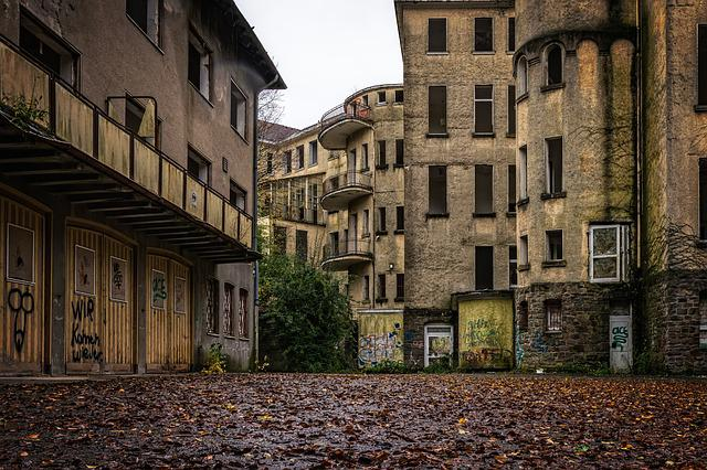 Clinic, Lost Places, Hospital, Wild, Pforphoto