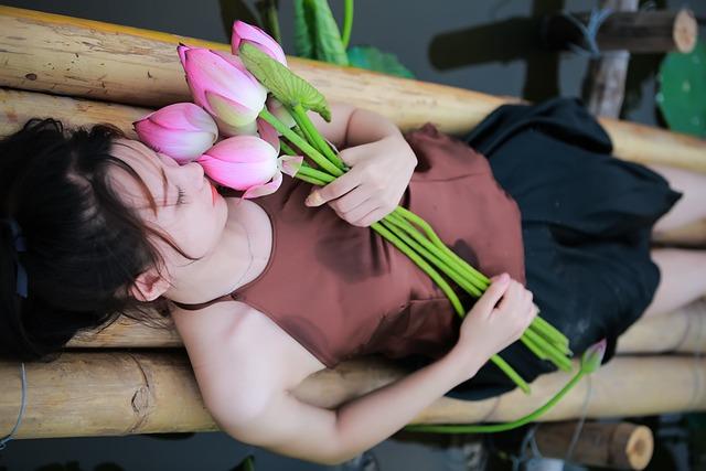 Lotus Flowers, Goods, Lotus, Ii Sen, Natural