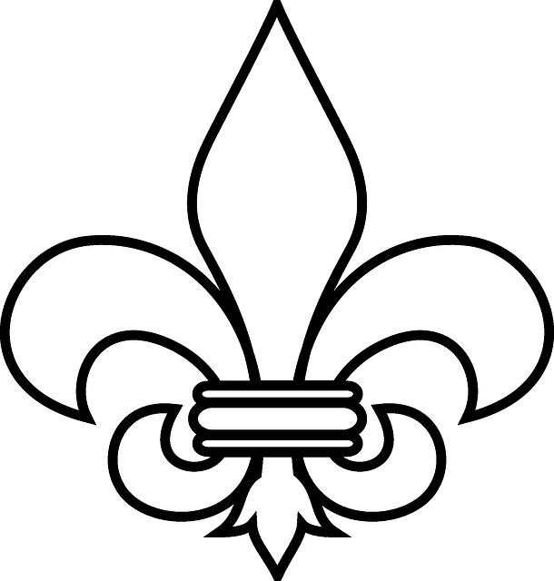 Emblem, Tribal, Leaf, Flower, Lotus, Tattoo