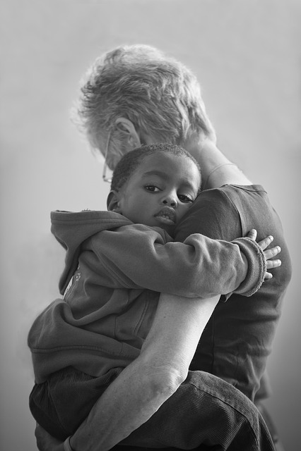 Love, Africa, Orphan, Child, Humanitarian, Cuddle