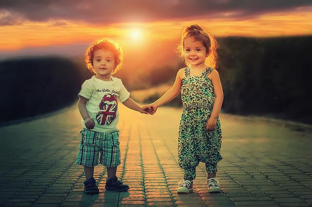 Children, Siblings, Brother, Sister, Love, Child