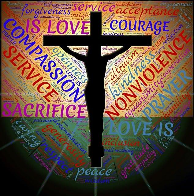 Crucifix, Christ, Crucifixion, Love, Sacrifice