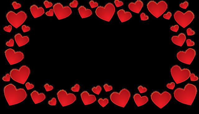 Heart, Transparent, Love, Love Heart, Valentine, Red