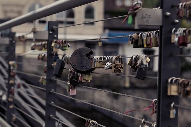 Love Locks, Love Padlocks, Love Lock, Love Padlock