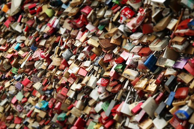 Castle, Love, Love Locks, Loyalty, Padlocks, Promise