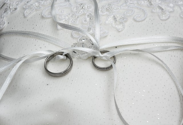 Wedding Rings, Rings, Marriage, Wedding, Love, Romantic
