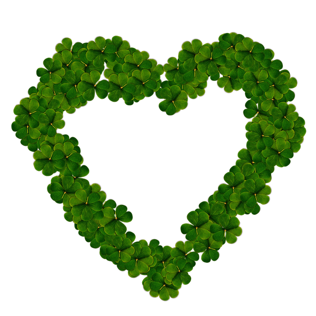 Heart, Clover, Png, Love, Saint Patrick, Luck, Ireland