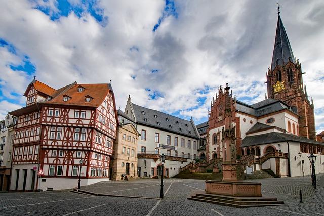 Collegiate Basilica, Aschaffenburg, Lower Franconia