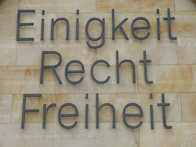 Monument, Lettering, Hanover, Lower Saxony, Old Town
