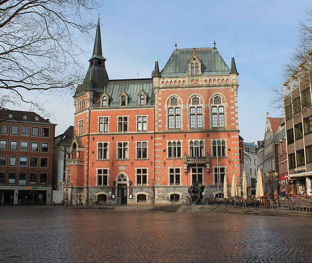Architecture, City, Oldenburg, Lower Saxony