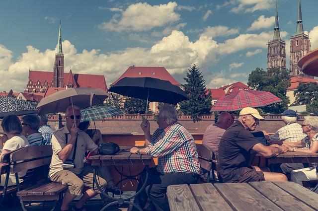 Measles, Wrocław, Ostrów Tumski, Poland, Lower Silesia