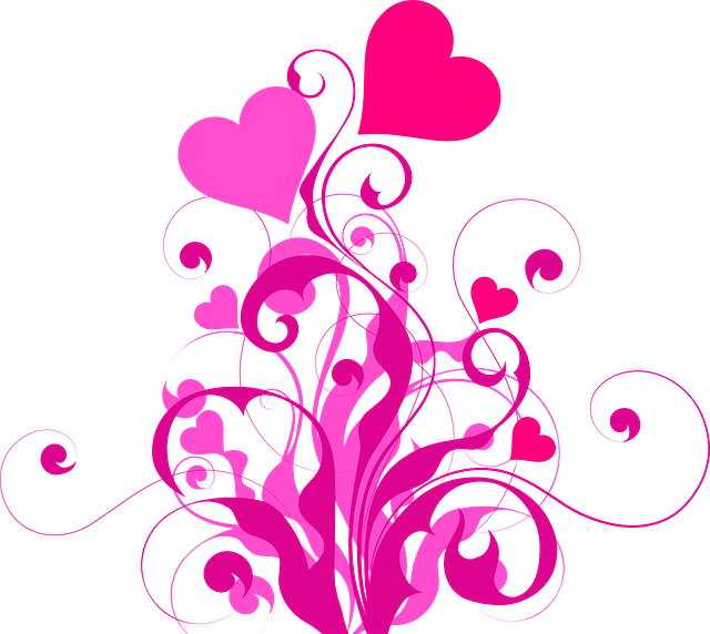 Heart, Love, Pink, Red, Luck, Loyalty, Valentine