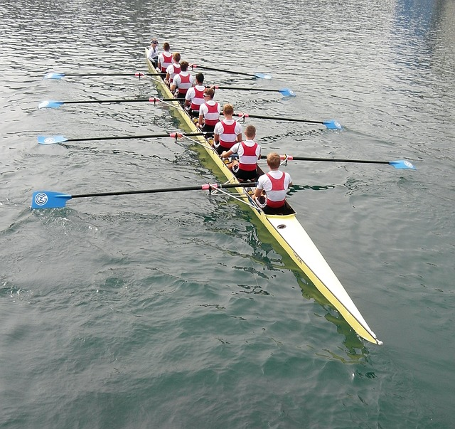 Rowing, Lucerne, Reuss Sprint, Rowing Race, Reuss