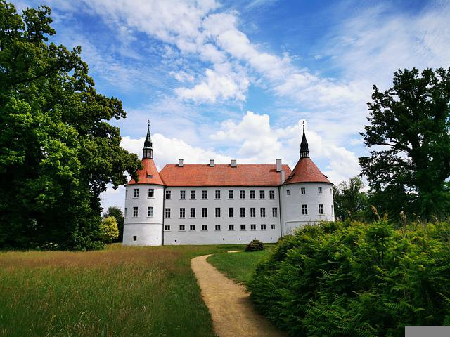 Moated Castle, Fürstlich Drehna, Luckau