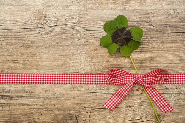 Klee, Lucky Clover, Luck, Leaf, Green, Plant